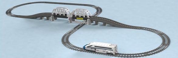 circuito tren de alta velocidad 1