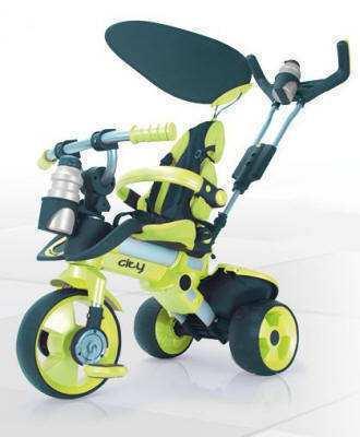 Triciclo city verde width=