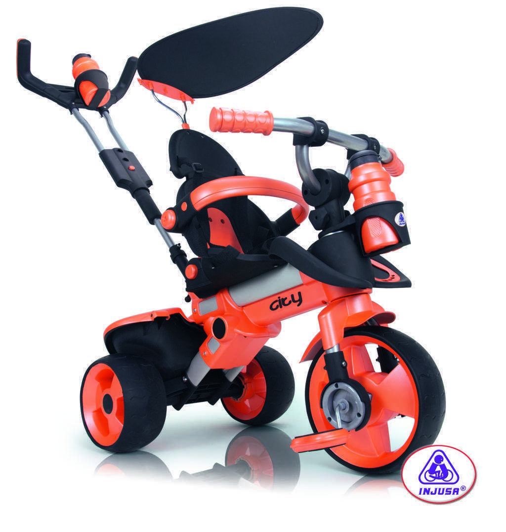 Triciclo city orange-1 width=