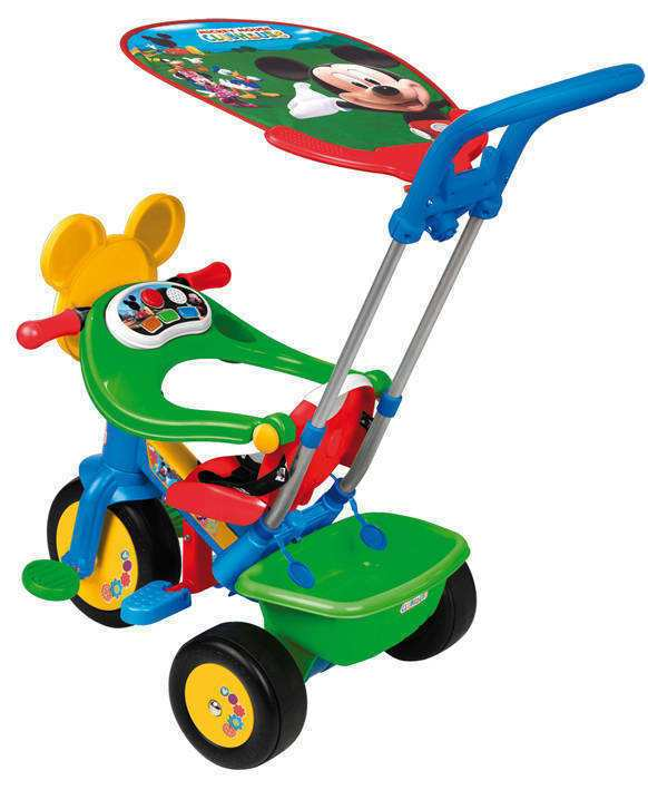 Triciclo mickey mouse famosa-3 width=