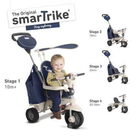 Triciclo Jeans Deluxe Smartrike