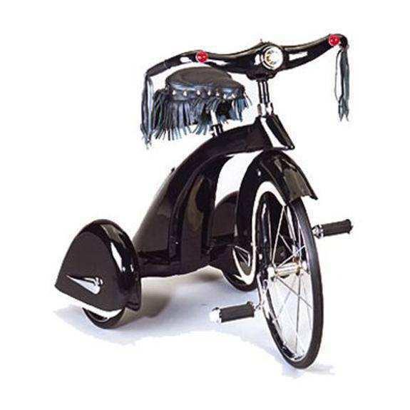 Triciclo loco del volante width=