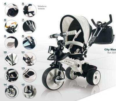 Triciclo city max-1