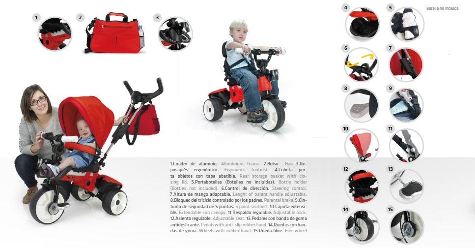 Triciclo max rojo-1 width=