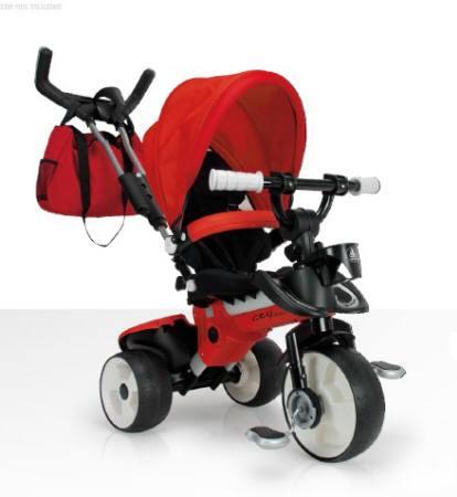 Triciclo max rojo