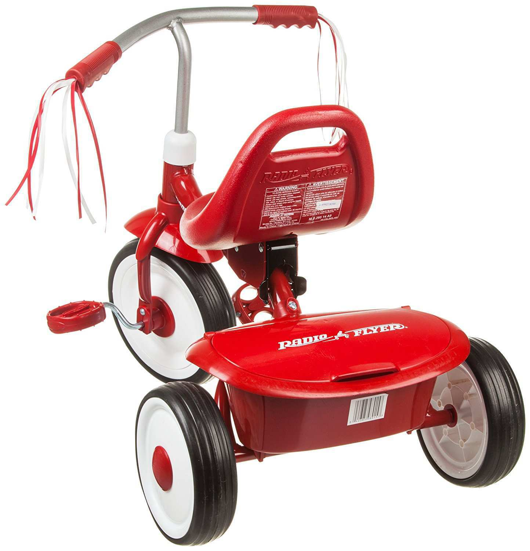 Triciclo plegable radio flyer-2 width=