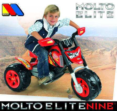 Trimoto Elite nine 6V IMAGE