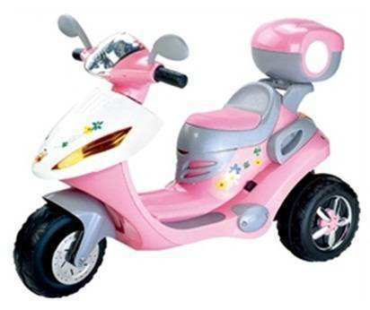 Scooter rosa IMAGE